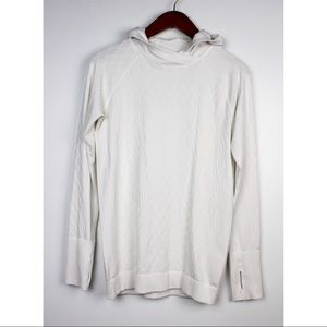 Lululemon Rest Less Hoodie Pullover Run Switfly